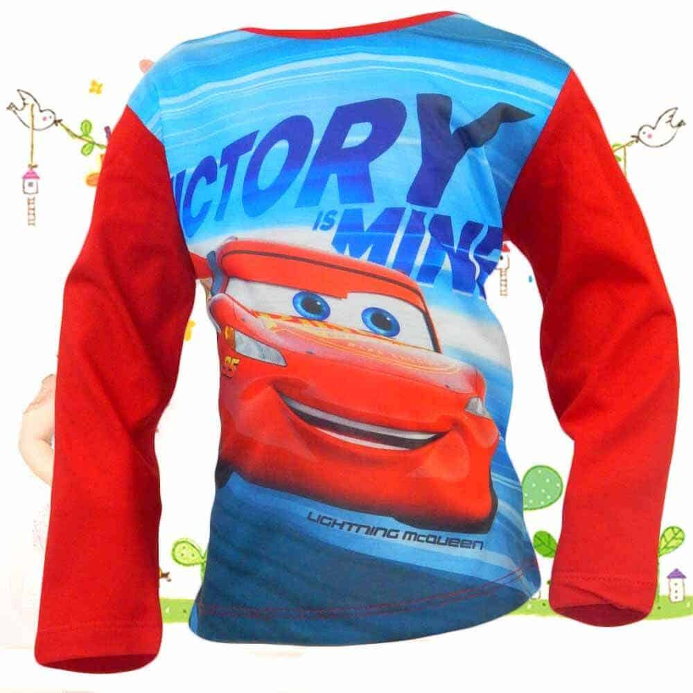 Haine online pentru copii. Bluze disney Cars