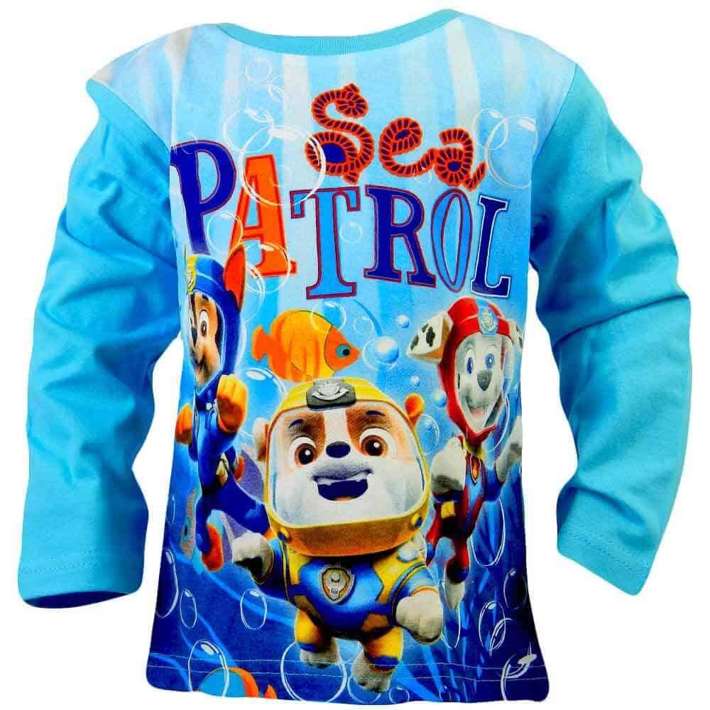 Haine pentru copii online. Bluze Paw Patrol