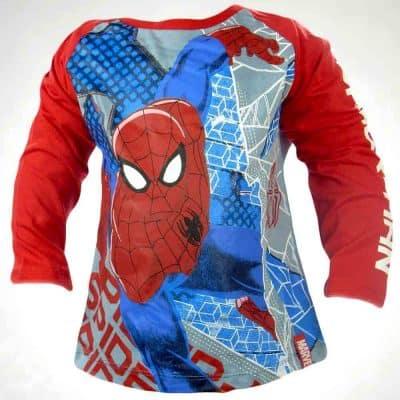Bluze Spiderman pentru copii
