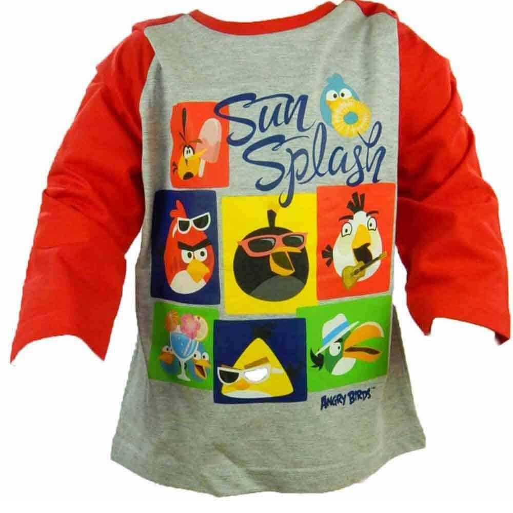 Bluza copii disney-Angry Birds