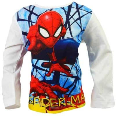 Bluze pentru copii. Bluza baieti Spiderman