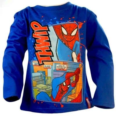 Haine pt copii, bluza Spiderman