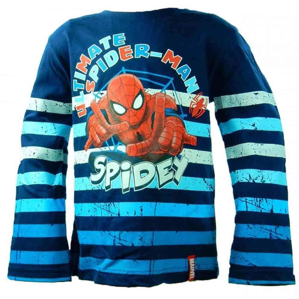 Haine de copii. Bluze baieti Spiderman