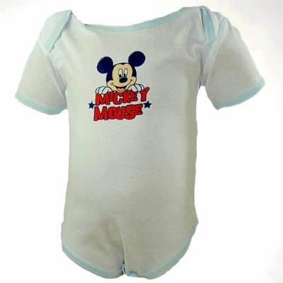 Body bebe baieti- Mickey