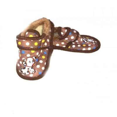 Papuci de casa ieftini pentru copii