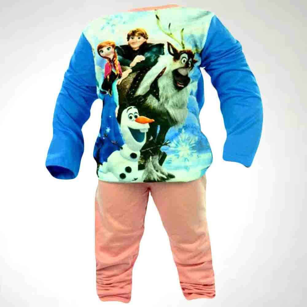 Alege haine Frozen Ana si Elsa, colanti si bluza