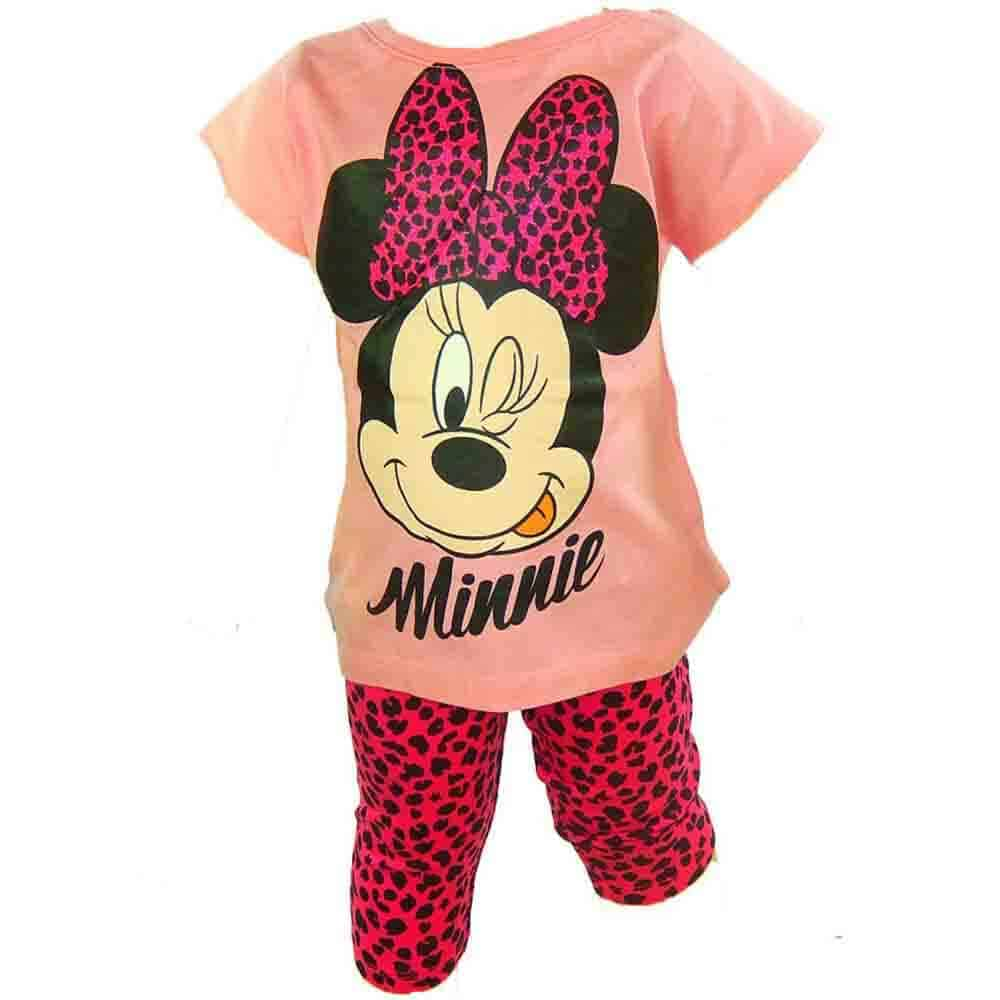 Alege haine pentru fete, compleu Minnie Mouse