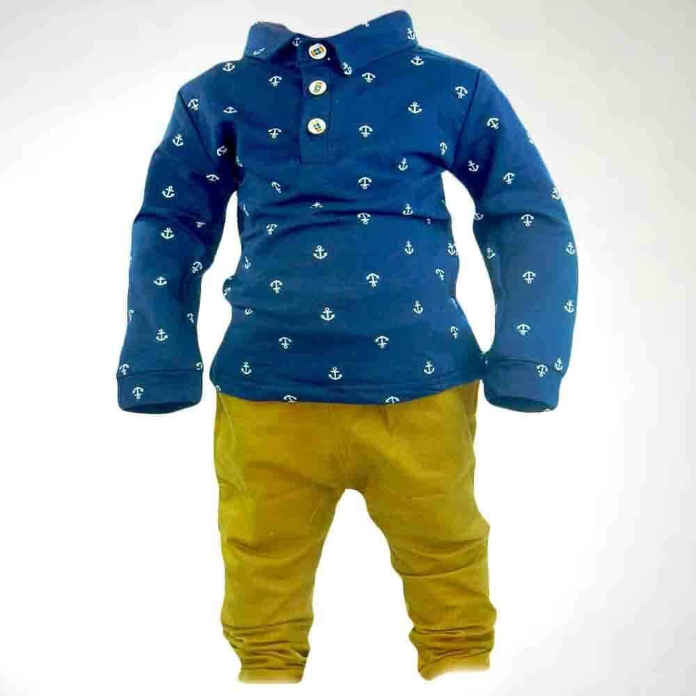 Costumas bebelusi-Bluza pantaloni