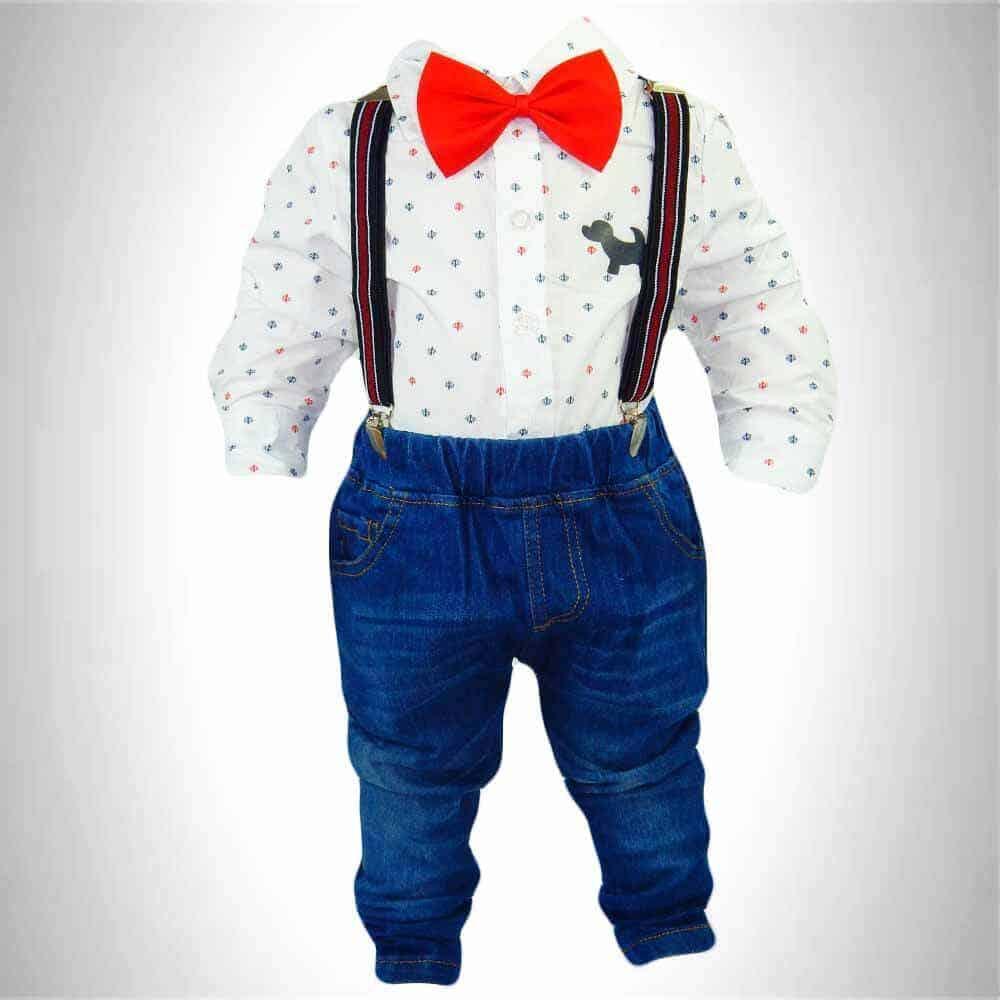 Alege haine pentru copii. Costumas pentru baieti