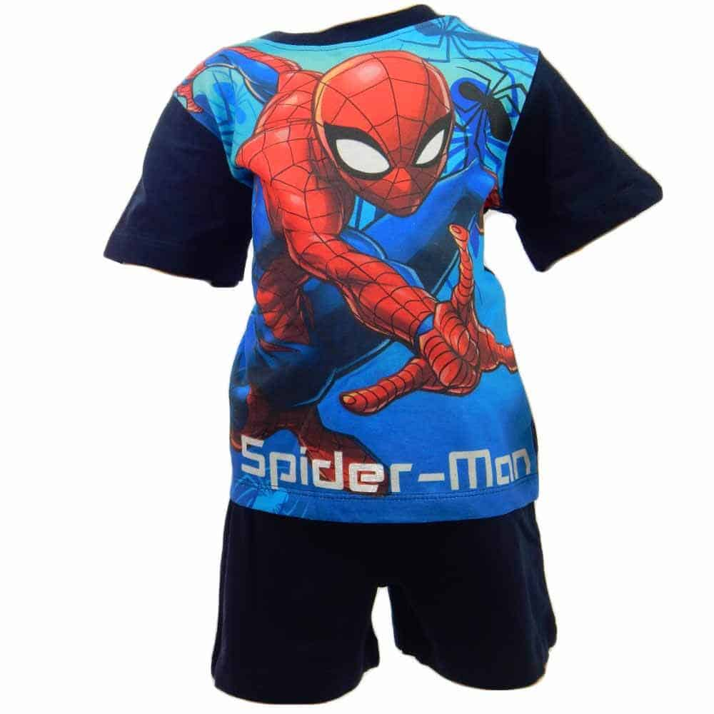 Alege haine Spiderman, compleu vara