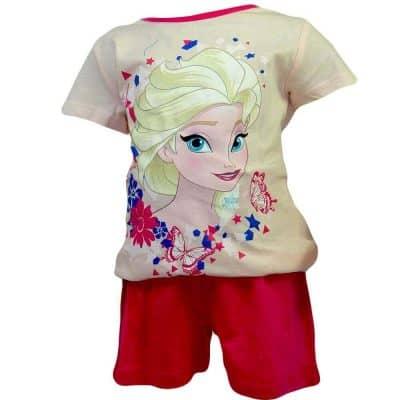 Haine Frozen, compleu de vara fete