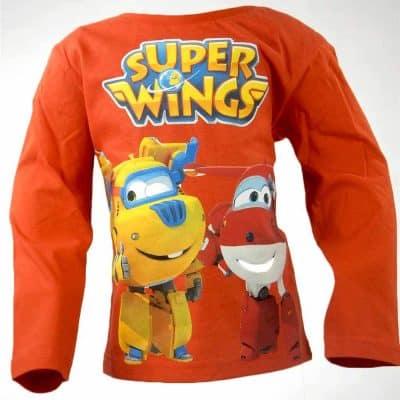 Imbracaminte copii vesela cu bluza Super Wings