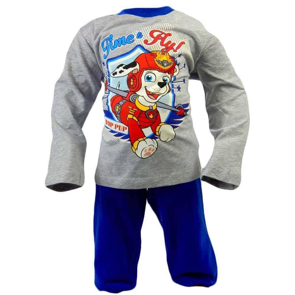 Haine pentru copii. Pijamale Disney Paw Patrol