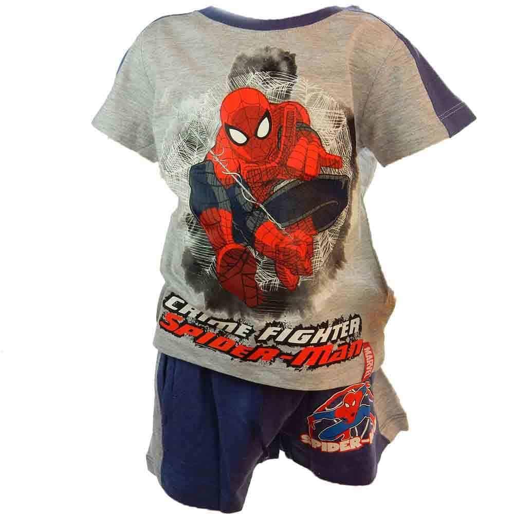 Haine pentru copii. Compleuri Spiderman