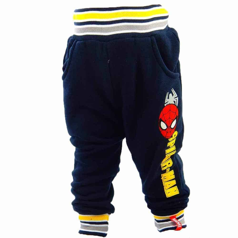 Hainute pentru copii- pantaloni trening copii Spiderman