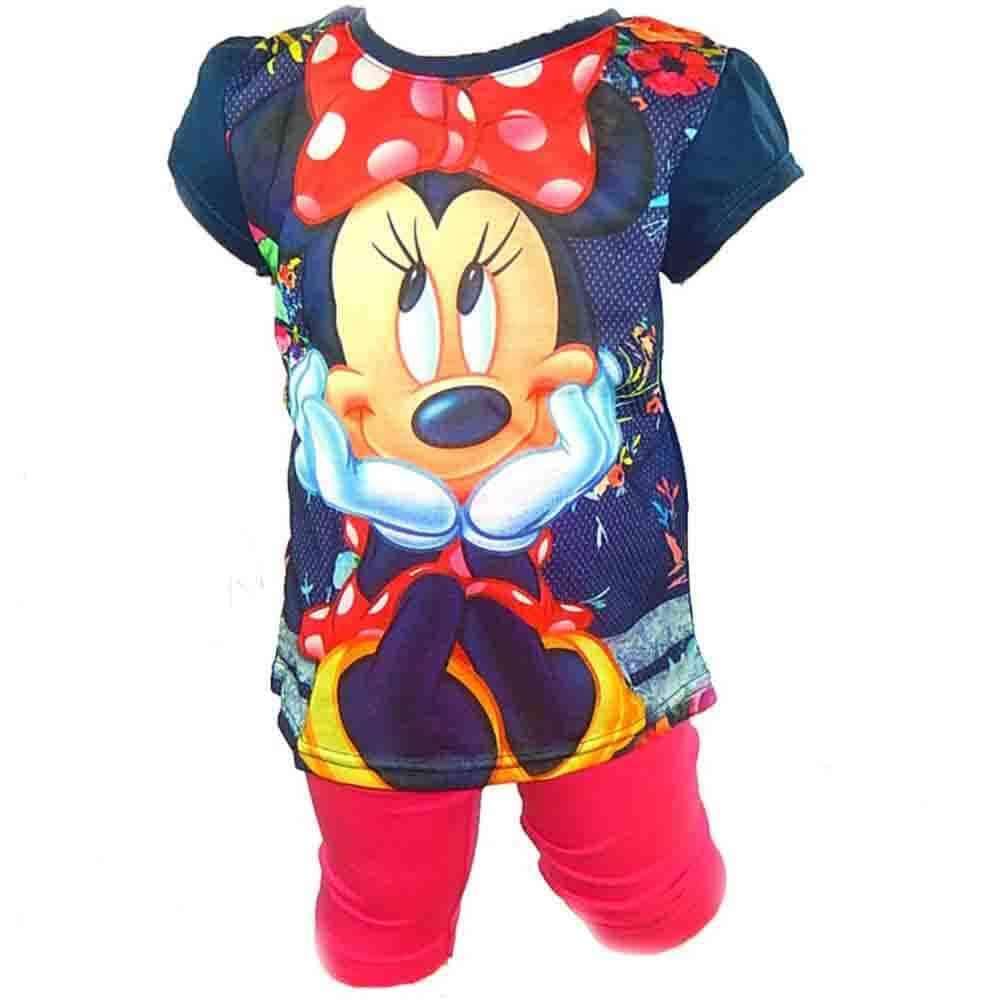 Alege hainute fete, compleu Minnie Mouse
