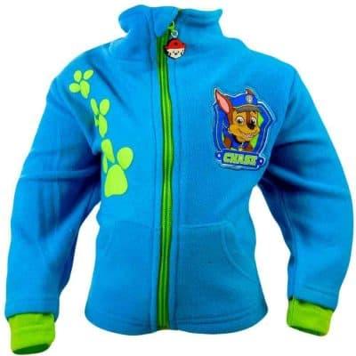 Jacheta din polar pentru copii. Hainute disney