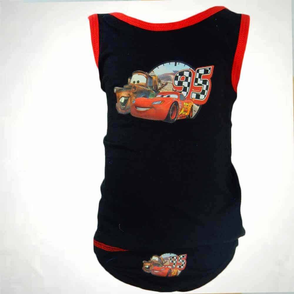 Alege set disney Cars, hainute pentru copii