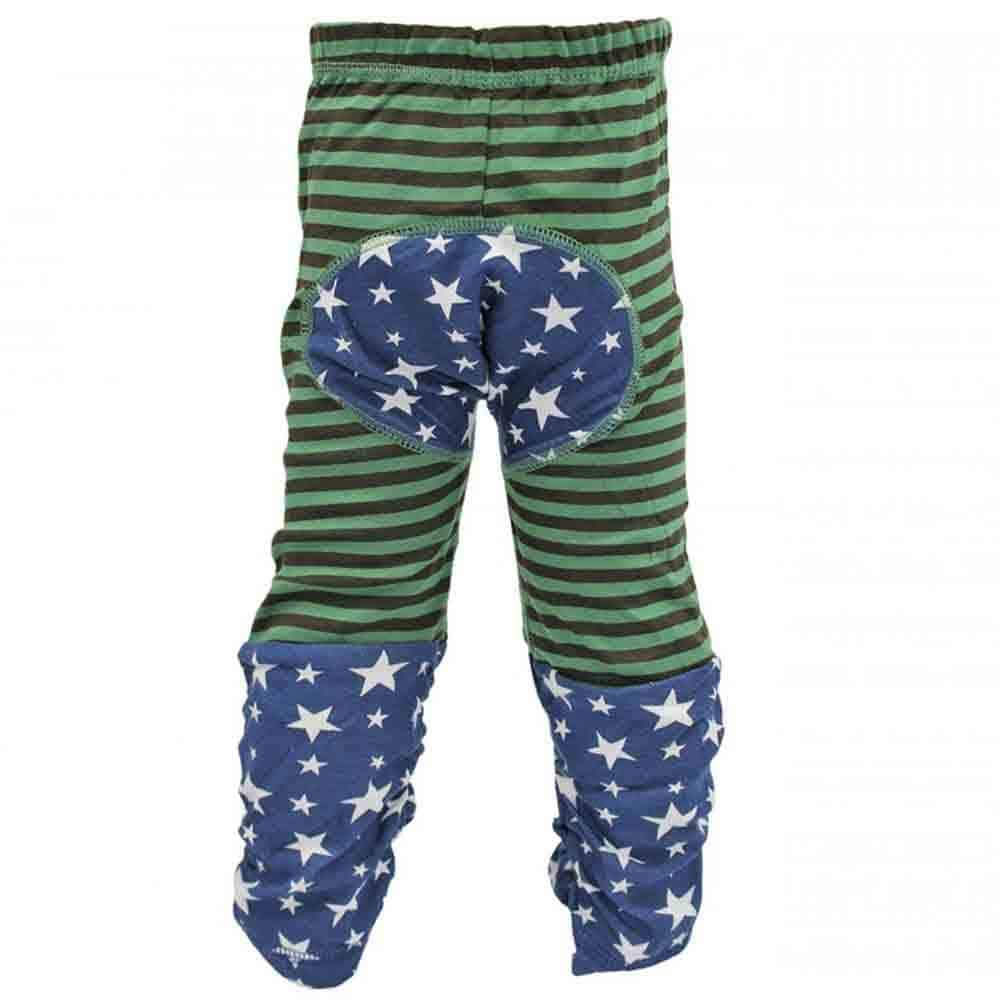 Pantaloni pentru bebelusi Stelute
