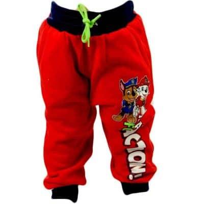 Imbracaminte pentru copii. Pantaloni de trening grosi