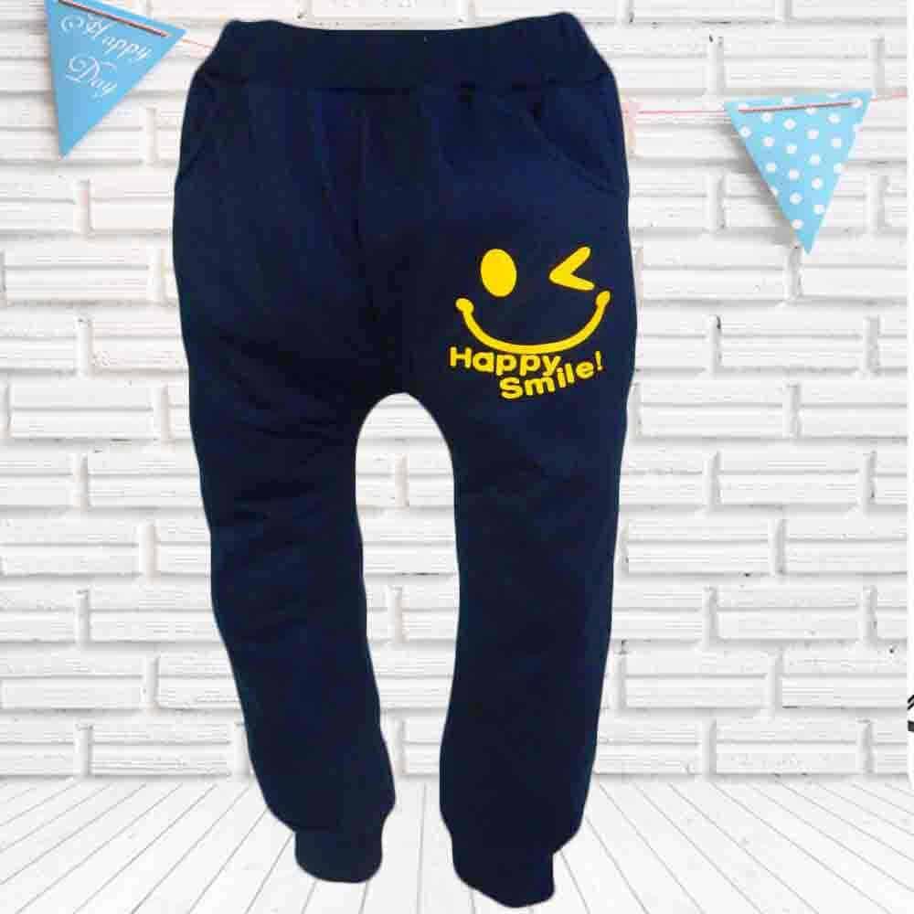 Haine pentru copii. Pantaloni de trening Happy