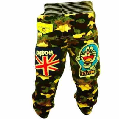Haine de copii. Pantaloni army baieti online