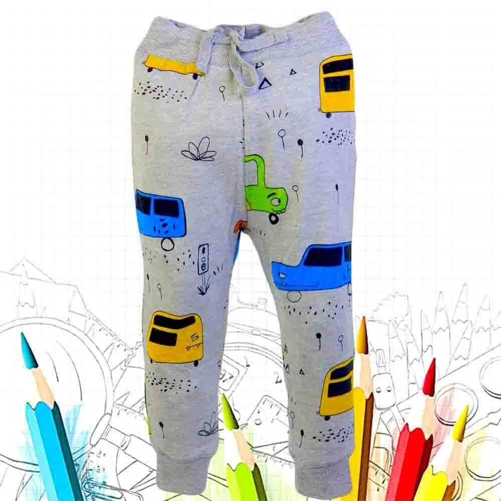 Alege pantaloni de trening pentru copii Masina