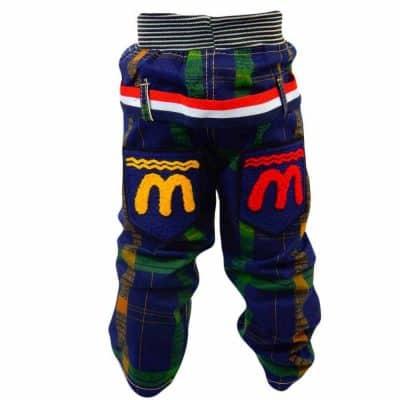 Imbracaminte pentru baieti. Pantaloni de copii