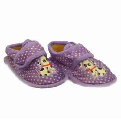 Incaltaminte pentru fetite. Papuci de casa