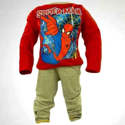 Alege pijamale copii disney-trening baieti Spiderman