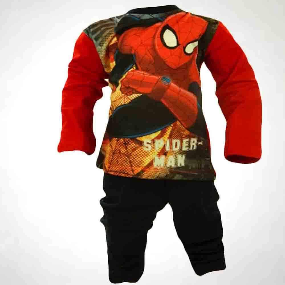 Pijamale copii Spiderman