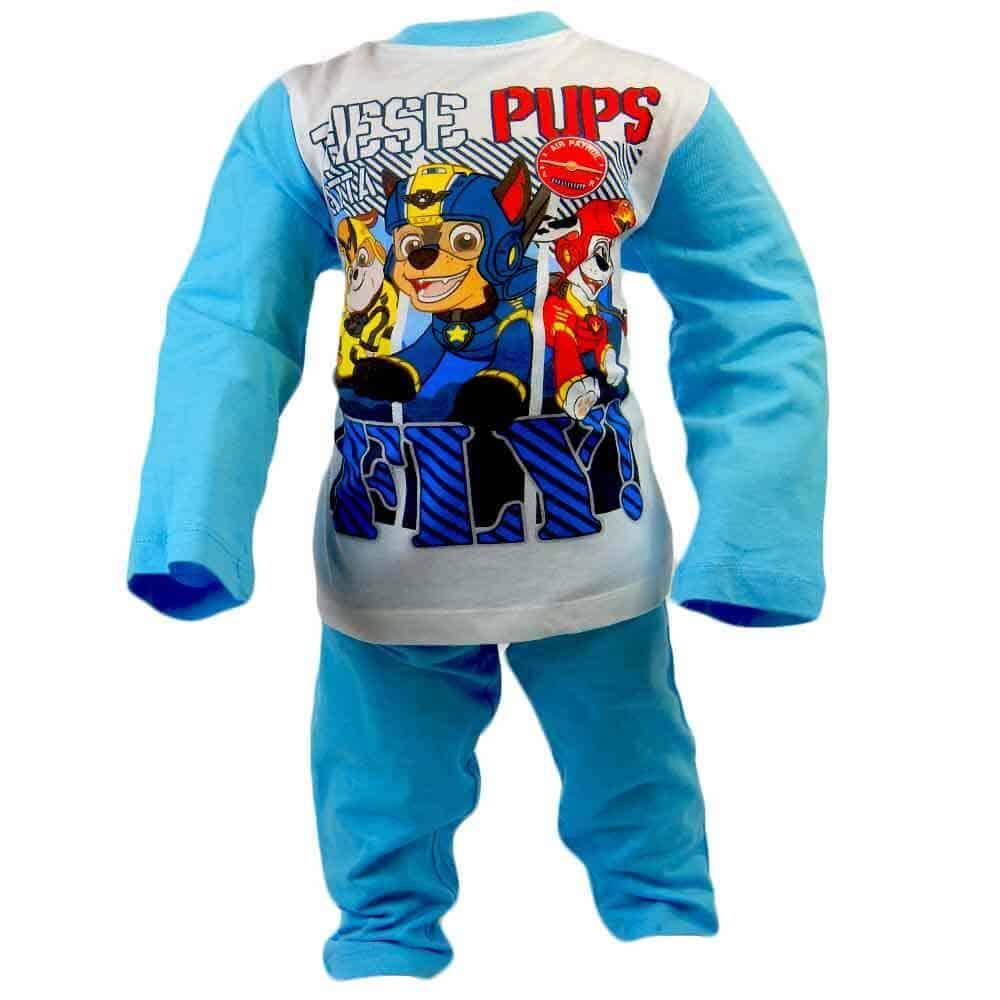 Hainute pentru copii. Pijamale bumbac Paw Patrol