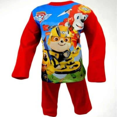 Haine de copii. Pijamale disney Paw Patrol