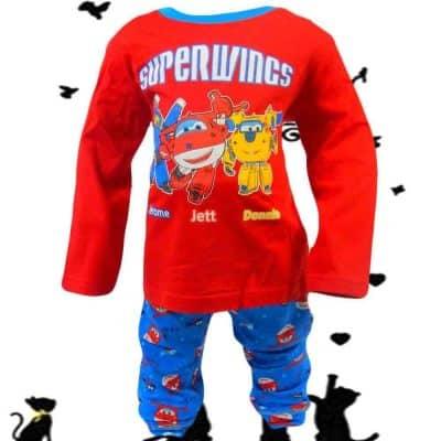 Haine de copii. Pijamale Super Wings