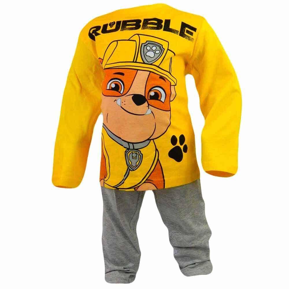 Haine pentru copii ieftine. Pijamale disney Paw Patrol