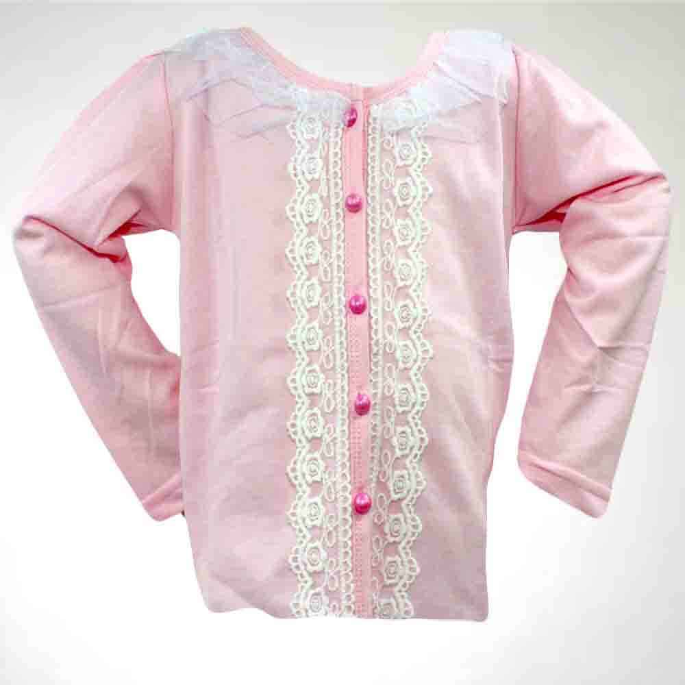 Pulover roz fetite, haine fete online