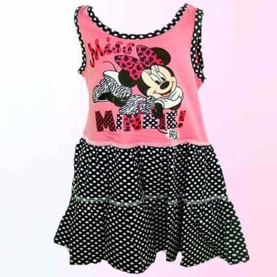 Rochii copii. Rochita Minnie Mouse