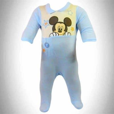 Hainute online pentru bebe. Salopeta bebelusi Mickey
