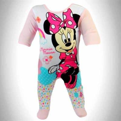 Hainute pentru fete bebe. Salopete bebelusi Minnie Mouse