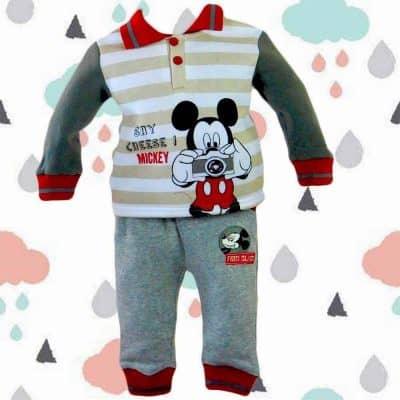 Trening gros pentru bebelusi. Compleu Mickey