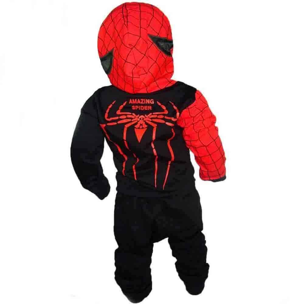 trening-spiderman-bebelusi