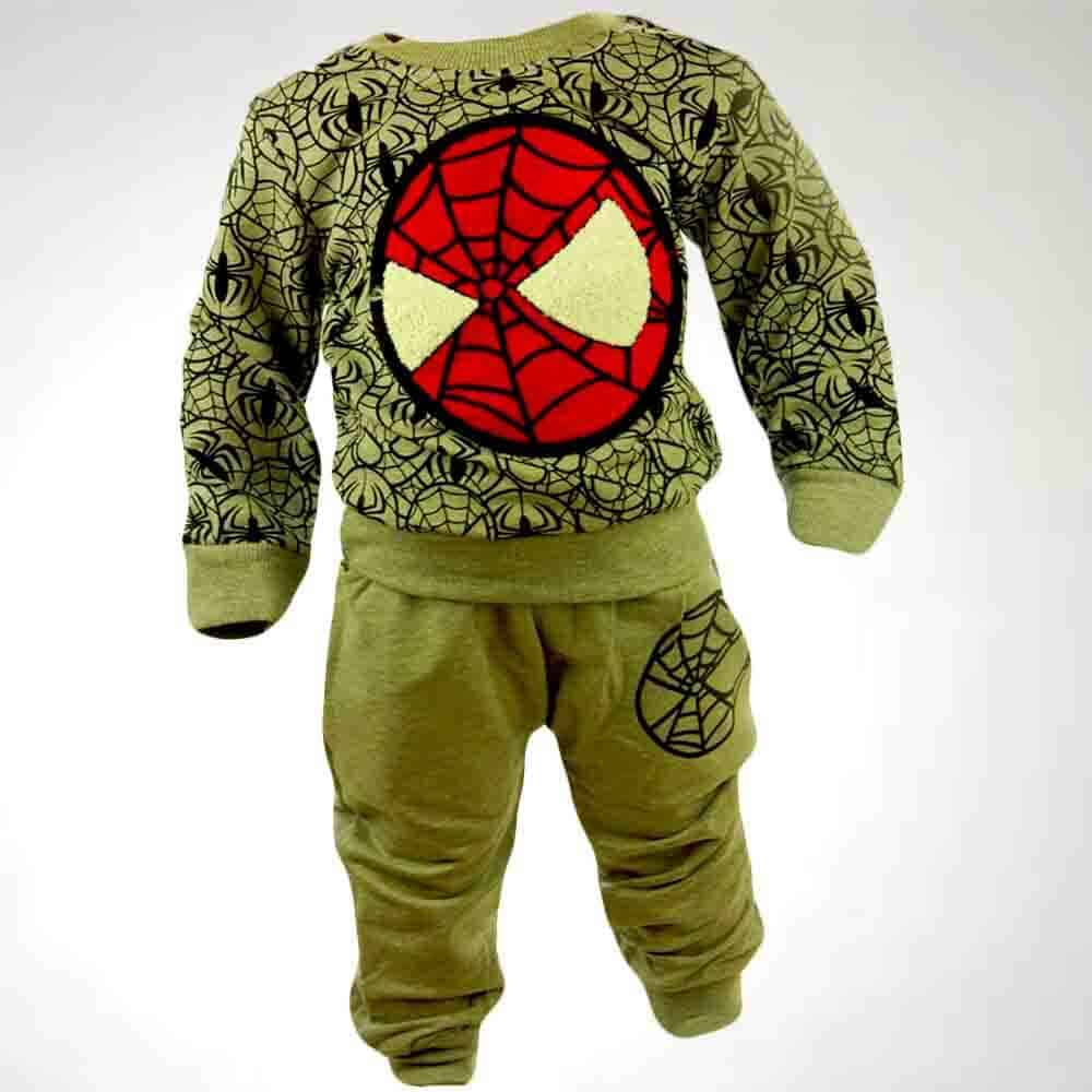 Trening bebe Spiderman