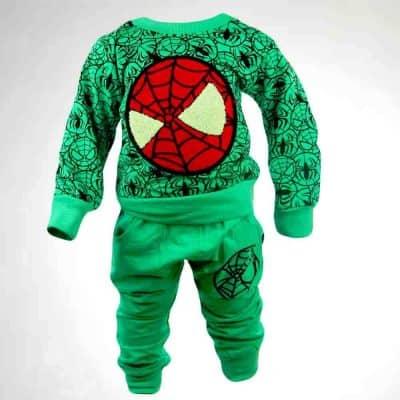 Treninguri bebelusi Spiderman