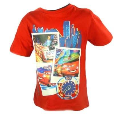 Hainute pentru copii, tricou Cars