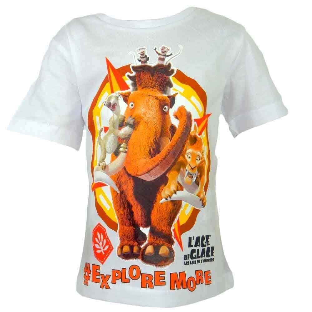 Tricou din bumbac copii Ice Age