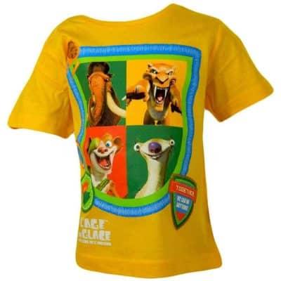 Tricou disney pentru copii Ice Age