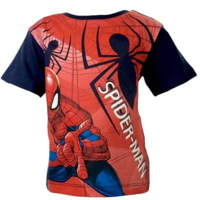 Haine de copii, tricou Spiderman
