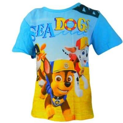 Alege haine copii. Tricouri baieti Patrula Catelusilor