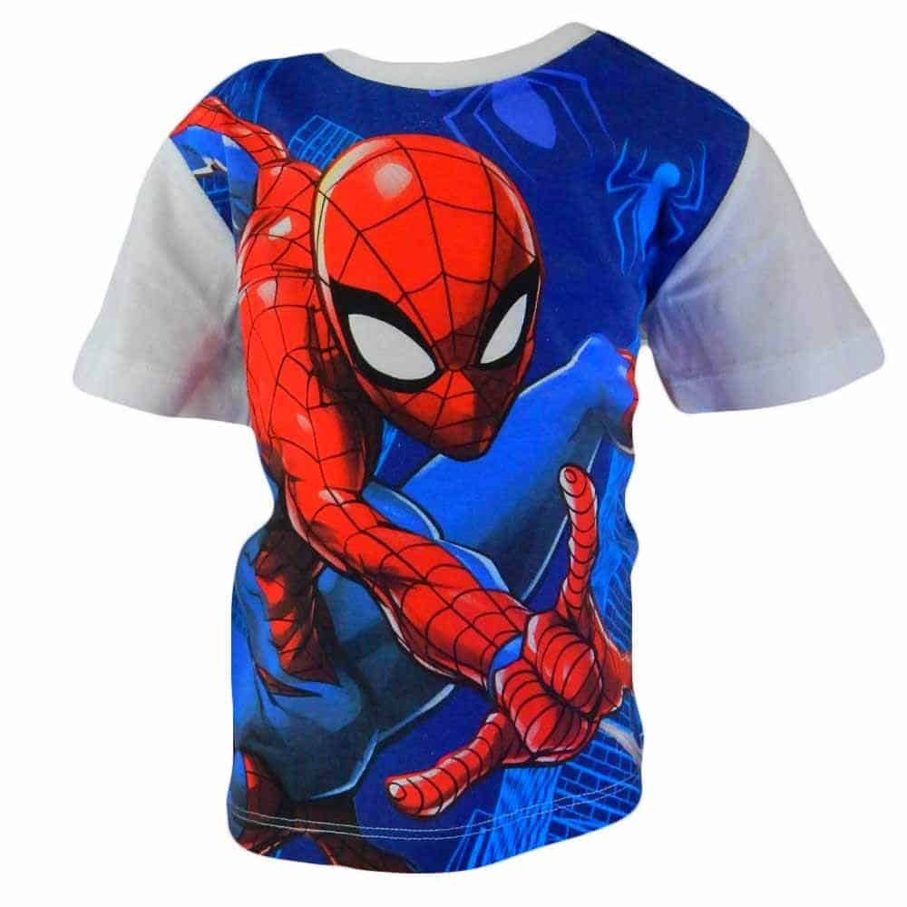 Tricou de baieti Spiderman. Haine copii