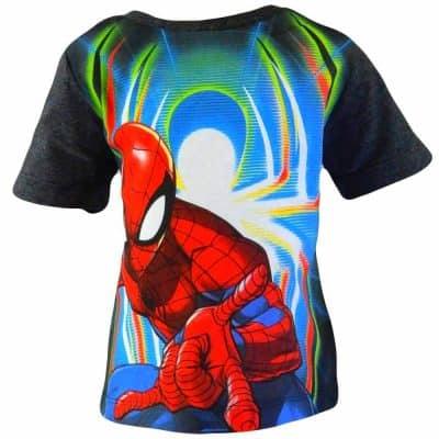 Alege haine copii. Tricou baieti Spiderman